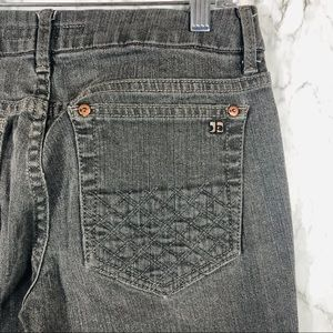 Joes Jeans Grey long flare jeans
